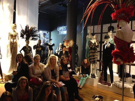 Learning About Visual Merchandising
