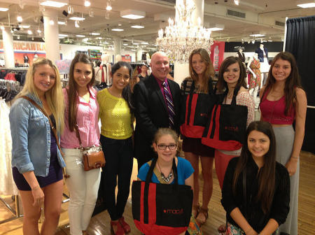 Tour of Macy's Herald Square