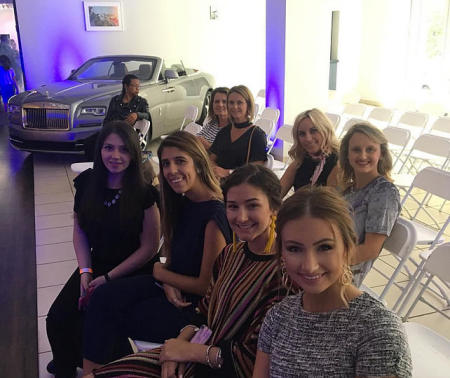 Manhattan Motor Cars Fashion Shows